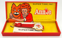1980 Little Orphan Annie Super Time Character Watch by Dabs in the Original Box
