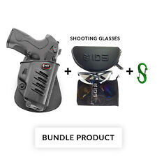 BUNDLE Fobus BRS Left Hand Holster For Beretta PX4 Storm Full Size and Compact
