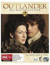 Outlander : Season 1-2 (Blu-ray, 2016, 11-Disc Set)