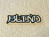blind, Skateboard Sticker, Manufacturers Original,  Series 201-05062019