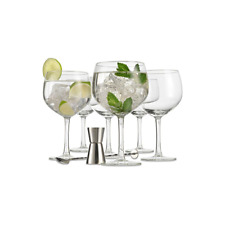 Anitex Gin & Tonic Party Glass Set 8 Pieces