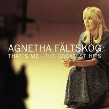 AGNETHA FALTSKOG: THAT'S ME THE GREATEST HITS CD THE VERY BEST OF / ABBA / NEW