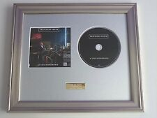 SIGNED/AUTOGRAPHED PROFESSOR GREEN -AT YOUR INCONVENIENCE CD FRAMED PRESENTATION