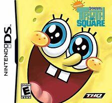 SpongeBob's Truth or Square DS