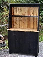 Primitive Handcrafted Hutch (Craftsbury)
