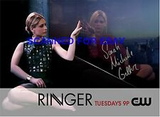 SARAH MICHELLE GELLAR SIGNED AUTOGRAPHED 8x10 RP PHOTO RINGER