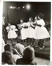 HOOTENANNY CARAVAN SINGERS ORIGINAL 1963 ABC TV PHOTO