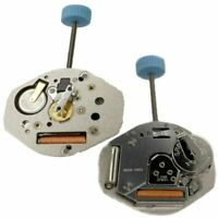 Schweizer Ronda 763 3-Pin Quarzwerk + Batterie & Einstellschaft Uhrwerke Zubehör
