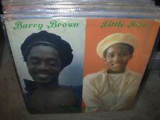 BARRY BROWN / LITTLE JOHN show down vol 1 ( reggae )