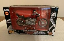 New listing Maisto 1:18 Harley-Davidson Fxdwg Dyna Wide Glide, Series 2, In Box