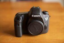 Canon EOS 6D 20.2MP Digital SLR Camera - Black (Body Only) (8035B002)