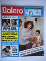 Bolero1575 Berti Dean Melato McQueen Giusti Sinatra Pagliai Hayworth Nazzaro