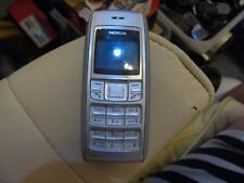 Nokia 1600 - Silver (Tesco Mobile Locked) Mobile Phone