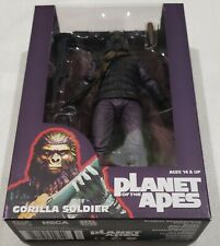 """Planet of the Apes 7"""" Figures Neca - Series 1 - Gorilla Soldier - Factory-Sealed"""