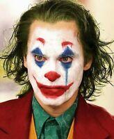 Joker 2019  PICTURE PRINT CANVAS WALL ART FRAMED 20X30INCH
