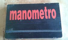 Nuevo - BLOC DE NOTAS MANOMETRO -  Giuliano Mazzuoli -Item For Collectors