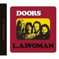 THE DOORS - L.A.WOMAN 2 CD 40TH ANNIVERSARY EDITION NEU
