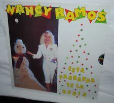 Nancy Ramos EstaParranda Te La Debia, LP record, PUERTO RICO, near mint