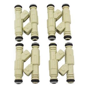 8 Pcs 36lb Fuel Injectors For Ford GM V8 LS1 LT1 5.0L 5.7L 380cc 0280155737