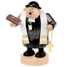 Wooden Pastor Incense Burner Smoker Made In Germany