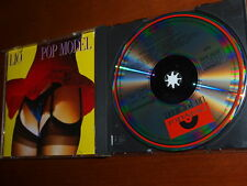 Lio - Pop Model cd 1986 John Cale Jay Alanski Jacques Duvall Michel Esteban RARE