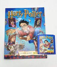 Harry Potter album completo figurine Panini 2002 G