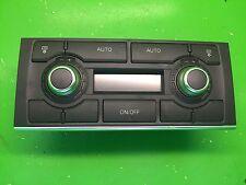 Audi A8 D3 REAR Air Conditioning CONTROL UNIT CENTER CONSOLE 4E0919158