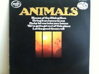 THE  ANIMALS             LP        THE  MOST  OF