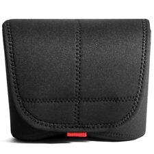 LEICA R8 R9 SLR CAMERA NEOPRENE  BODY CASE COVER POUCH SLEEVE BLACK BAG  /L i