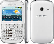 BRAND NEW GENUINE SAMSUNG CH@T GTS3330  UNLOCKED ANY NETWORK ORIGINAL BOX QWERTY