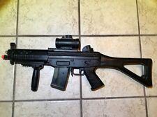 Double Eagle M82P SIG 552 Semi/Full Auto Airsoft Electric Assault Rifle AEG