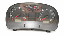 VW Golf MK4 1.6 16V RHD Tachometer Instrument Cluster With MFA 1J0920925 A