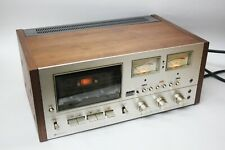 Pioneer Ct-F9191 cassette deck player recorder lights up plug ready original box