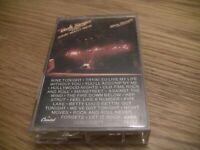 NINE TONIGHT Bob Seger & the Silver Bullet Band on cassette