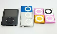 Mixed Lot Of Apple iPod Shuffles For Parts/Repair *As Is* (8) Clip Mp3 Players