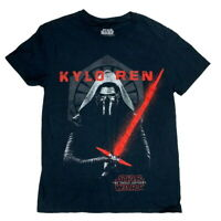 Star Wars Kylo Ren Graphic T Shirt Mens Size S Small