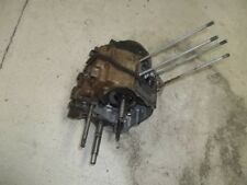 1986 HONDA FOURTRAX 125 ENGINE MOTOR BOTTOM HALF TRANSMISSION CRANK