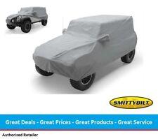 Smittybilt Full Climate Water Repellent Jeep Cover for Jeep JK Wrangler (4-door)