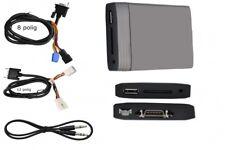 SD USB MP3 INVERSOR PARA actualización del ORIGINALES Radio / NAVIS VW T5 7H