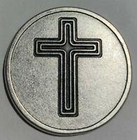 New Cross Golf Ball Marker Pocket Coin