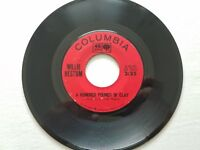 WILLIE RESTUM - Sermonette / A Hundred Pounds Of Clay 1964 JAZZ POP Columbia 7""