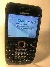 Nokia E63 - Black (Three 3 Network) Smartphone Mobile QWERTY