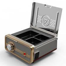New Type Dental Lab Equipment Wax Heater 3-well Wax Heating Analog Dipping Pot