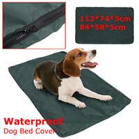 Cubierta de cama para perro impermeable Alfombra para mascotas Puppy Pad Cat Nes