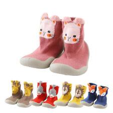 Socken Kinder Hausschuhe Babysocken Gummisohle Babyschuhe Antirutsch Hausschuhe