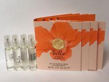 4 Vince Camuto Bella Eau de Parfum Spray Sample Vial Travel 0.09 oz/2.6 ml Lot