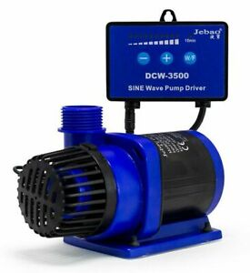 Jecod Jebao DCW Return Pumps 2020 Ver Sine Wave Technology UK Supply & Warranty
