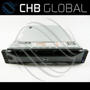 """Dell PowerEdge R720 2.5"""" Server, 2x E5-2690V2 3GHz 10Core, 128GB DIMM"""