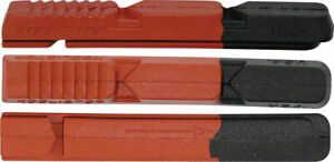 Kool-Stop V2 Replacement Brake Pad Insert: Dual Compound