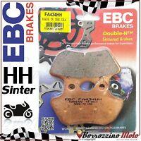 PASTIGLIE FRENO POSTERIORE EBC FA434HH HARLEY DAVIDSON FLSTF/i FAT BOY 2007
